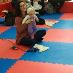 המיזם של גל וענבר – הדרכת בריאות תינוקות